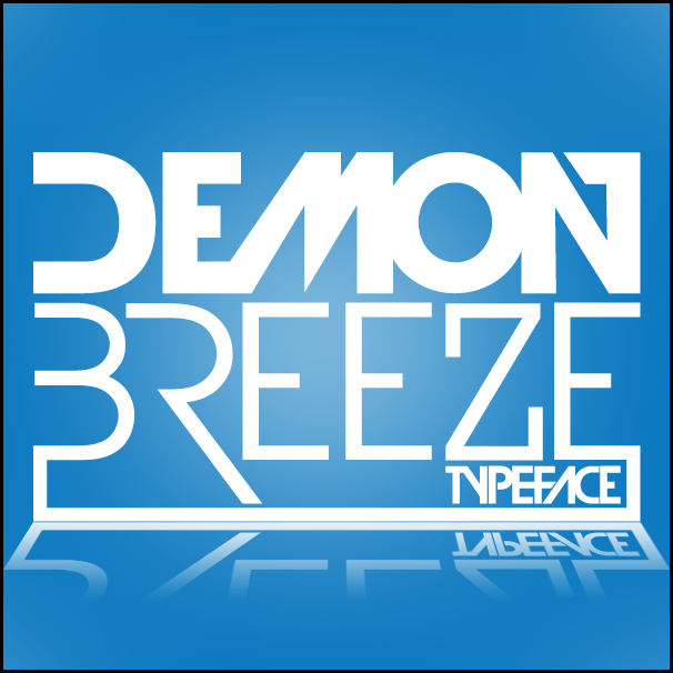 Devil Breeze font.