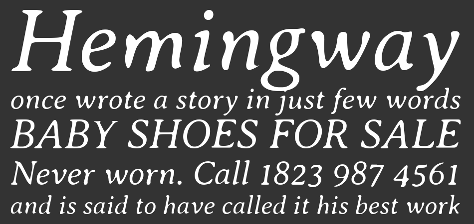 Averia Serif Libre, Light Italic