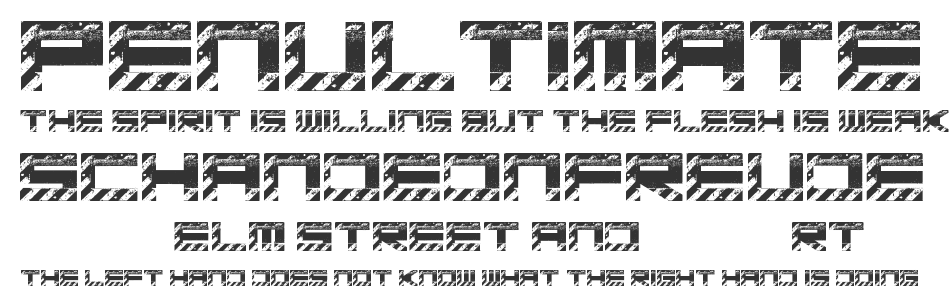 Basica Industrial Font | Basica Industrial Typeface | Free Fonts and