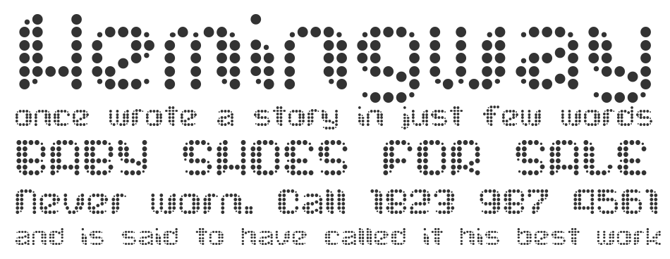 Chuck Chillout font