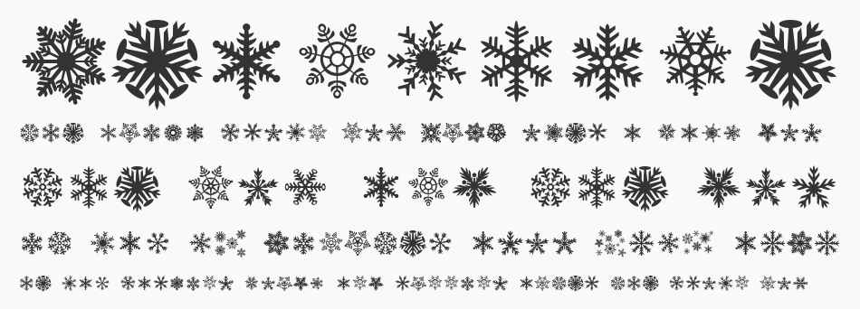 DH Snowflakes, Regular