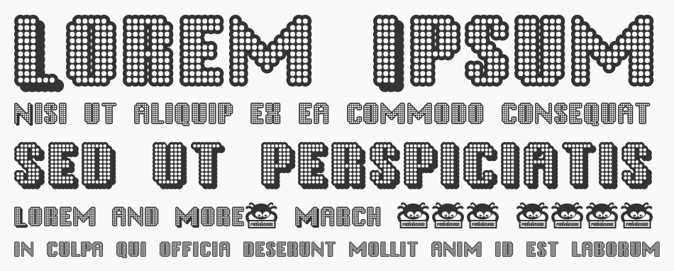 Disco Inferno font