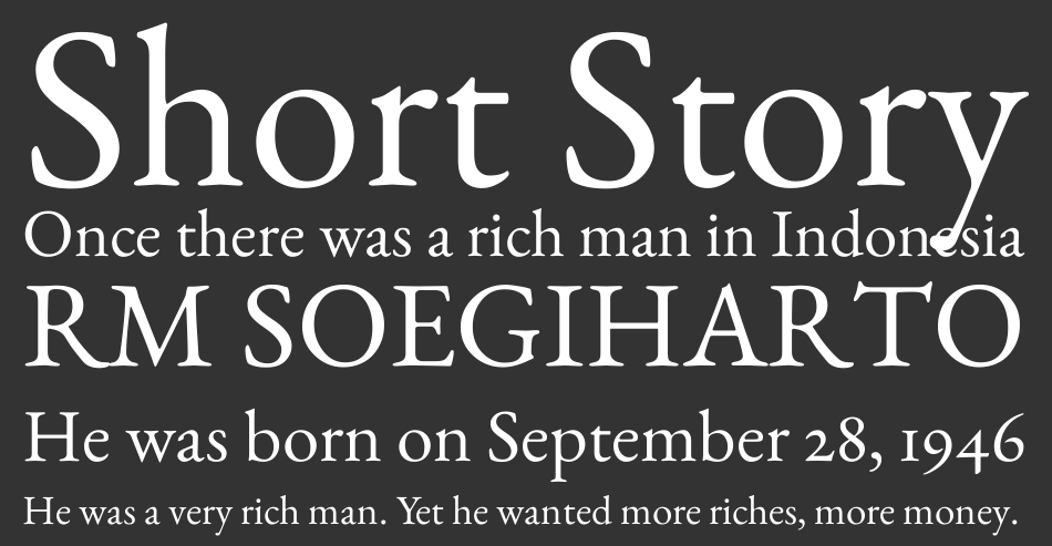 EB Garamond Font | EB Garamond Typeface | Free Fonts and Web Fonts