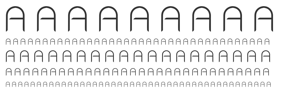 Eddie Rounded font