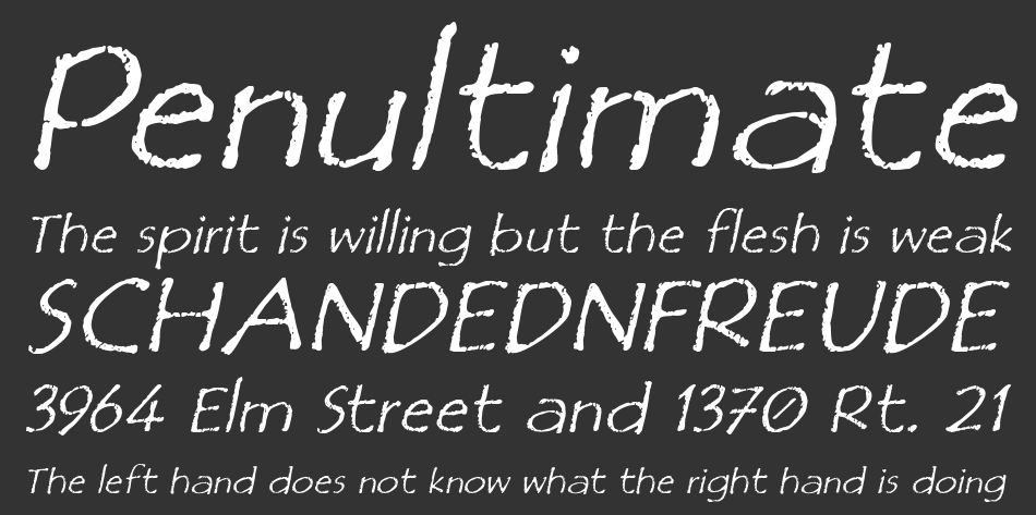 Film Cryptic Font Film Cryptic Typeface Free Fonts And Web Fonts