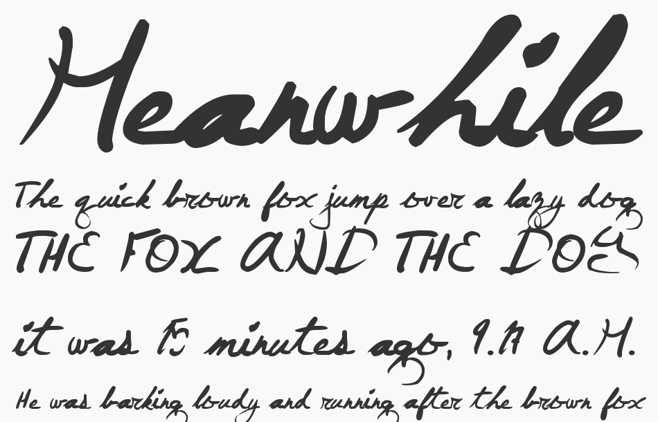 June Day font
