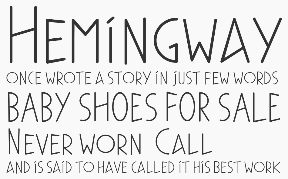 Phylactere Demo font