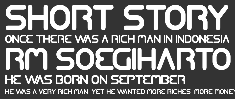 Queen Of The Modern Age font