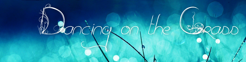 Dancing on the Grass font.